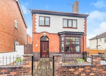 Thumbnail 3 bed detached house for sale in Dorsett Road, Darlaston, West Midlands