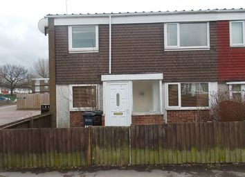 3 bed end terrace house for sale in Camplea Croft, Chelmsley Wood B37