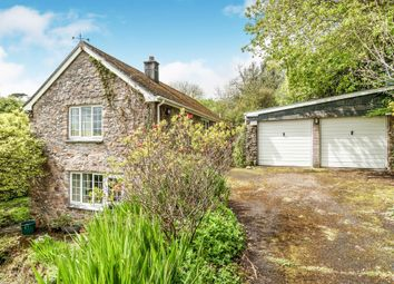 Thumbnail 4 bed barn conversion for sale in Barnacombe, Wrangaton, South Brent