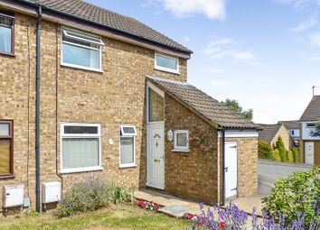 Thumbnail 3 bed end terrace house for sale in Landsdowne Road, Yaxley, Peterborough
