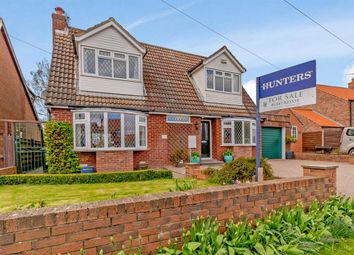 Thumbnail 3 bed detached house for sale in York Road, Stillington, York