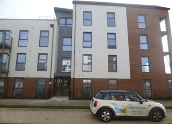 Thumbnail 2 bed flat to rent in Gambit Avenue, Milton Keynes