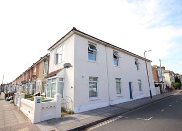 Thumbnail 2 bed flat for sale in Edmund Road, Southsea