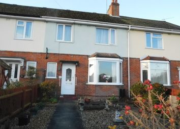 Thumbnail 3 bed terraced house for sale in Bury Road, Stowmarket