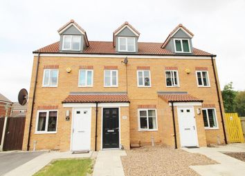 3 bed terraced house for sale in Bluebell Mews, South Kirkby, Pontefract WF9
