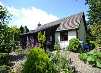 Thumbnail 2 bed detached bungalow for sale in Pentre-Cwrt, Llandysul