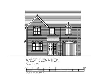Thumbnail 4 bed detached house for sale in Victoria Square, Lee-On-The-Solent