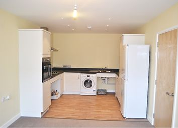 Thumbnail 2 bed flat for sale in Parkland View, Bath Street, Derby