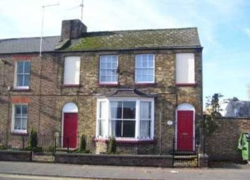 Thumbnail 1 bed flat for sale in North End, Wisbech