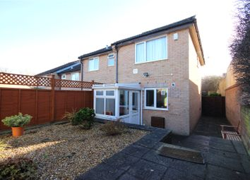 Thumbnail 2 bed end terrace house for sale in Glanville Gardens, Kingswood, Bristol