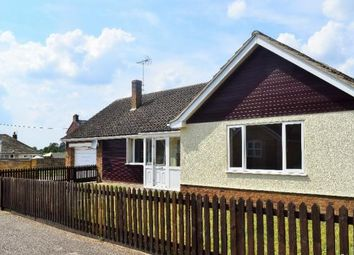 Thumbnail 4 bedroom detached bungalow to rent in Eriswell Drive, Lakenheath