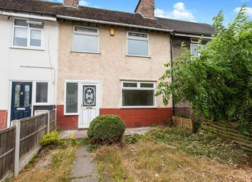 Thumbnail 3 bed terraced house for sale in Cross Street, Barnton, Northwich