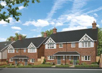 Thumbnail 3 bed semi-detached house for sale in St. James Avenue, Farnham, Surrey