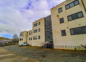 Thumbnail 1 bed flat to rent in Laburnum Drive, Newport