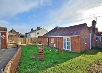 Thumbnail 5 bed detached bungalow for sale in Manor Road, North Lancing, West Sussex