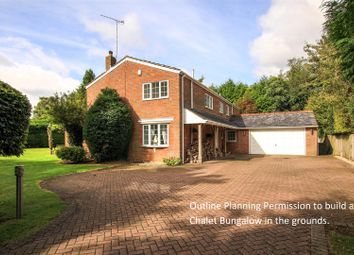 Thumbnail 5 bed detached house for sale in Two Dells Lane, Ashley Green, Chesham