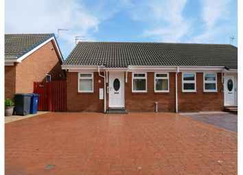 Thumbnail 2 bed semi-detached bungalow for sale in Falcon Way, South Shields