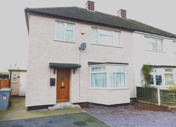 Thumbnail 3 bed semi-detached house for sale in Wolsey Road, Newark