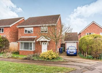 Thumbnail 4 bed detached house for sale in Otter Way, Eaton Socon