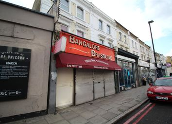 Thumbnail Retail premises for sale in Brecknock Road, London