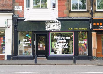 Thumbnail Retail premises for sale in High Street, Gosforth, Newcastle Upon Tyne