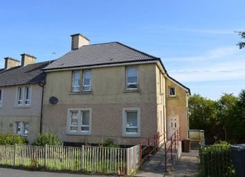 Thumbnail 1 bedroom flat for sale in Bellside Road, Chapelhall, Airdrie ML68Sd