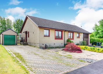 Thumbnail 2 bed semi-detached bungalow for sale in Ochil Gardens, Dunning, Perth