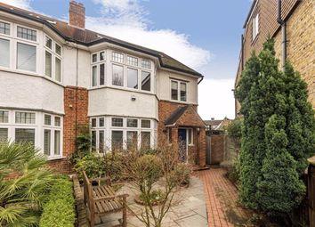 Thumbnail 5 bed semi-detached house for sale in West Park Avenue, Kew, Richmond