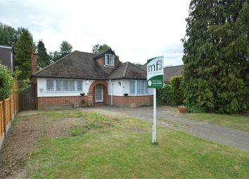 Thumbnail 3 bed detached bungalow for sale in Stoke Road, Walton-On-Thames