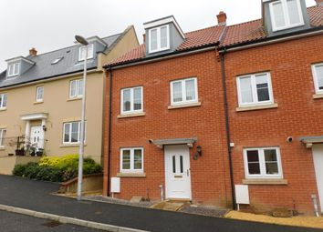 Thumbnail 3 bed town house to rent in Dukes Way, Axminster