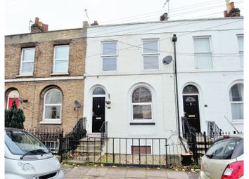 Thumbnail 4 bedroom terraced house for sale in Edwin Street, Gravesend