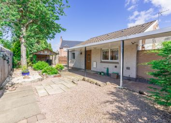 Thumbnail 3 bed bungalow for sale in Dunlappie Road, Edzell, Brechin