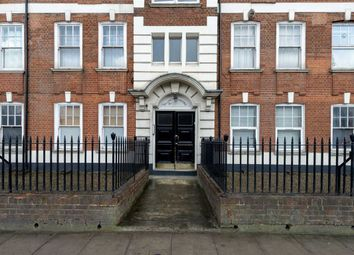 Thumbnail 3 bedroom flat for sale in Talgarth Road, London