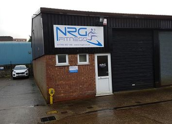 Thumbnail Light industrial to let in Unit 1, Langley Terrace, Latimer Road, Luton, Bedfordshire