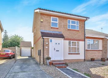 Thumbnail 3 bed semi-detached house for sale in Millway, Wymondham