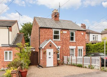 Thumbnail 2 bed semi-detached house for sale in Crescent Road, Warley, Brentwood