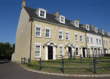Thumbnail 4 bed town house to rent in Gorleston Road, Oulton, Lowestoft