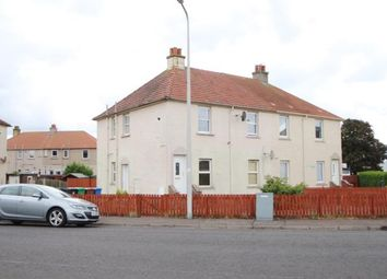Thumbnail 2 bed flat for sale in Park Road, Kirkcaldy, Fife