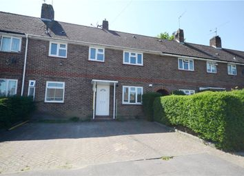 Thumbnail 4 bedroom terraced house for sale in Lye Copse Avenue, Farnborough, Hampshire