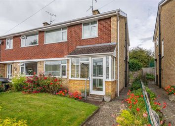 Thumbnail 3 bed semi-detached house for sale in Blackbarn Close, Usk, Monmouthshire