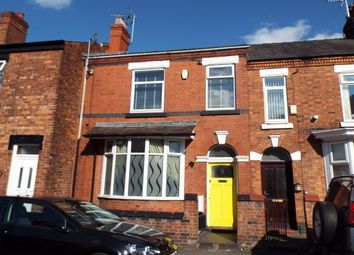 Thumbnail 3 bedroom terraced house to rent in Gresty Terrace, Crewe