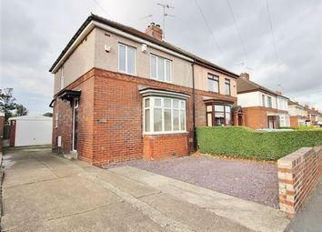 Thumbnail 3 bed semi-detached house for sale in Hollinsend Road, Intake, Sheffield