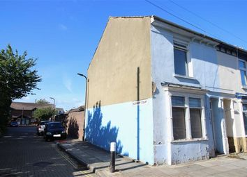 Thumbnail 2 bed end terrace house for sale in Methuen Road, Southsea