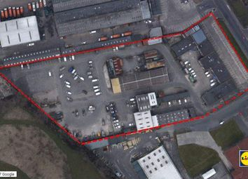 Thumbnail Industrial for sale in Middlesbrough