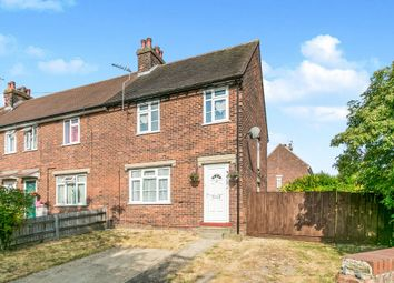 Thumbnail 3 bedroom end terrace house for sale in St. Annes Road, Colchester