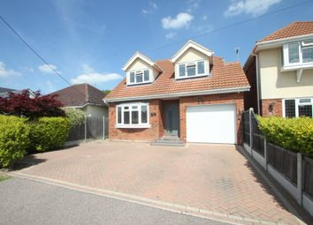 Thumbnail 4 bed detached house for sale in Mount Avenue, Hockley