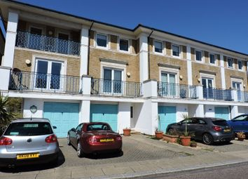 Thumbnail 3 bed terraced house to rent in Victory Mews, Brighton Marina Village, Brighton