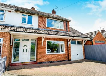 Thumbnail 4 bedroom semi-detached house for sale in Grange Close, Southam