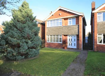 Thumbnail 3 bed detached house for sale in St. Michaels Drive, Appleby Magna, Derbyshire