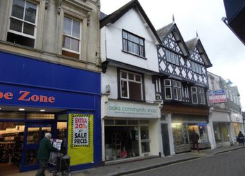 Thumbnail 2 bedroom flat to rent in High Street, Leominster, Herefordshire